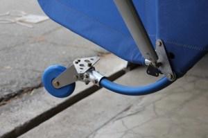 Steerable Tail Wheel