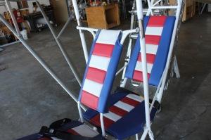 25-30-33 Pilots Seat Back
