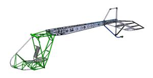55-21 Horizontal Stabilizer (LD)
